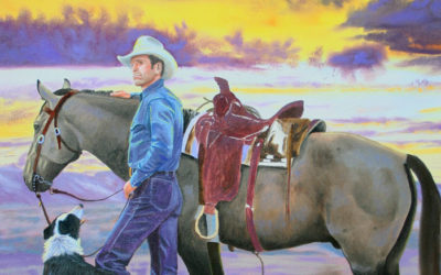 """""""Chris LeDoux's Ghost"""", a song by Kirby Jonas"""